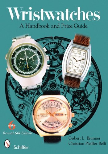 9780764333132: Wristwatches: A Handbook and Price Guide