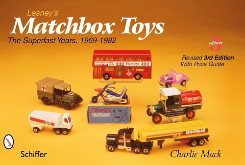 9780764333217: Lesney's Matchbox Toys: The Superfast Years, 1969-1982, with Price Guide
