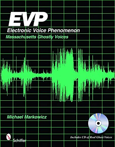 9780764333590: EVP: Electronic Voice Phenomenon