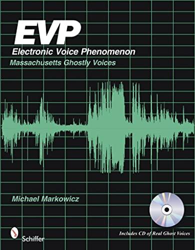 9780764333590: EVP: Electronic Voice Phenomenon: Massachusetts Ghostly Voices
