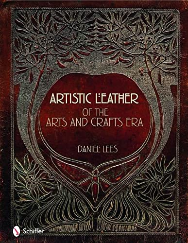 9780764333712: Artistic Leather of the Arts and Crafts ERA
