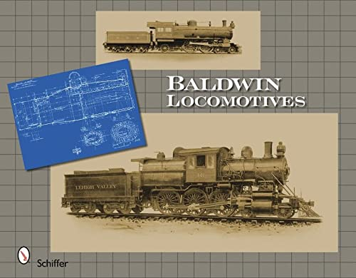 9780764333767: Baldwin Locomotives