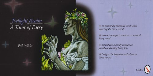 9780764333934: The Twilight Realm: A Tarot of Faery (with cards)