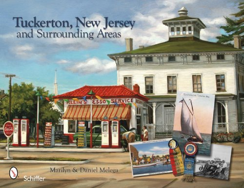 Tuckerton, New Jersey, and Surrounding Areas