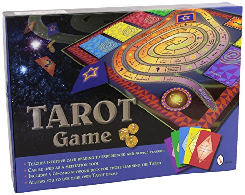 9780764334481: The Tarot Game (with cards)