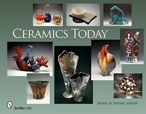 Ceramics Today: Jeffrey B. Snyder,