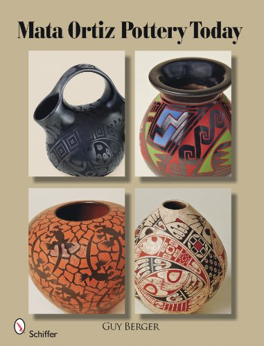 9780764334702: Mata Ortiz Pottery Today