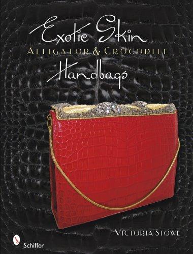 Exotic Skin : Alligator and Crocodile Handbags: Stowe, Victoria