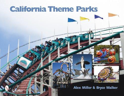 9780764334788: California Theme Parks