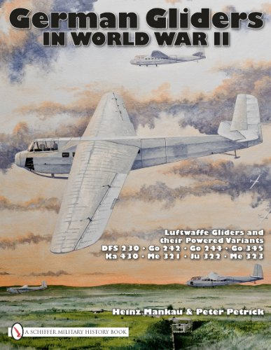 9780764335198: German Gliders in World War II: Luftwaffe Gliders and their Powered Variants