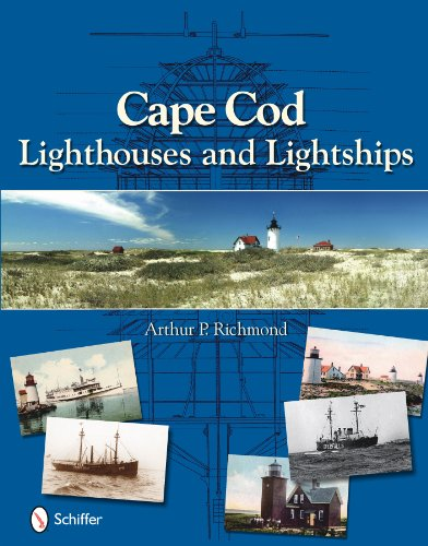 9780764335457: Cape Cod Lighthouses and Lightships