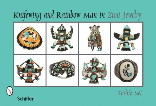 9780764335488: Knifewing & Rainbow Man in Zuni Jewelry