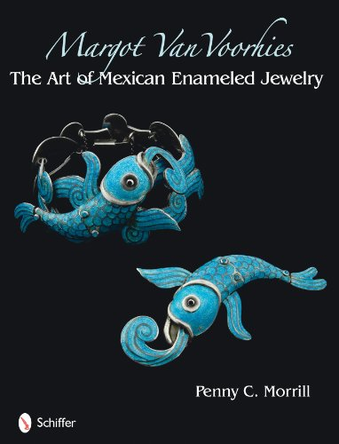 9780764335495: Margot Van Voorhies: The Art of Mexican Enamelwork