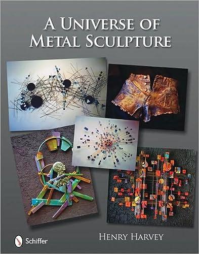 Universe of Metal Sculpture (Hardcover): Henry Harvey