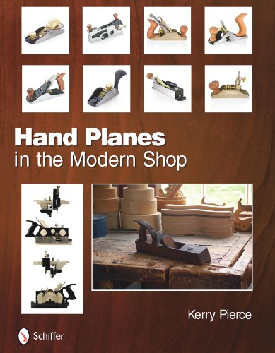 9780764335587: Hand Planes in the Modern Shop