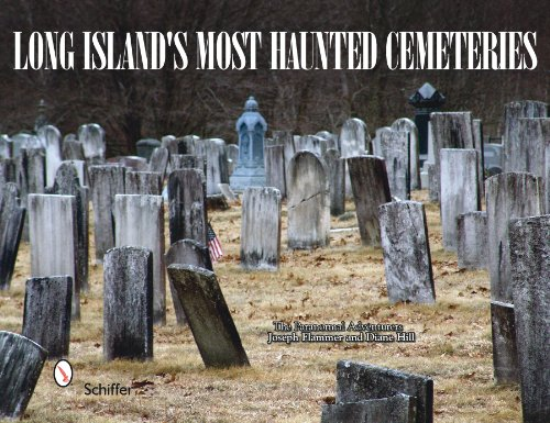 9780764335891: Long Island's Most Haunted Cemeteries