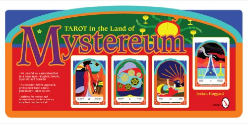 9780764336010: Tarot in the Land of Mystereum