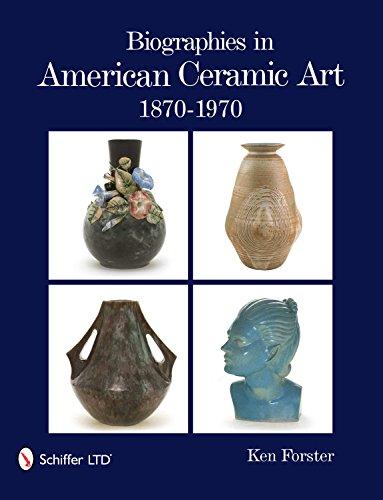 Biographies in American Ceramic Art 1870-1970: Ken Forster