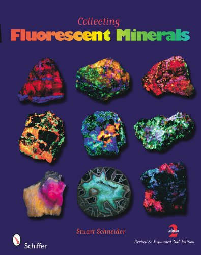 9780764336195: Collecting Fluorescent Minerals