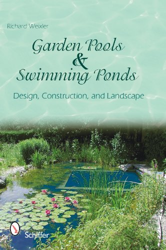 9780764336362: Garden Pools and Swimming Ponds: Building, Planting, Care