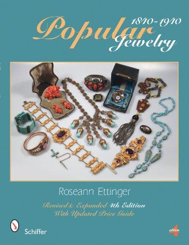 Popular Jewelry 1840-1940 (Paperback): Roseann Ettinger