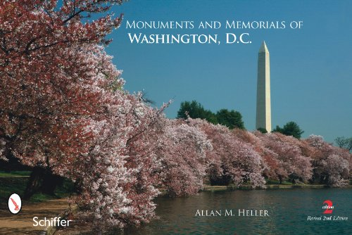 9780764336546: Monuments and Memorials of Washington, D.C.