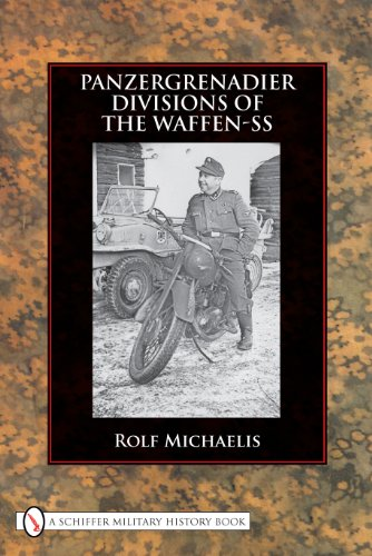 9780764336607: Panzergrenadier Divisions of the Waffen-SS
