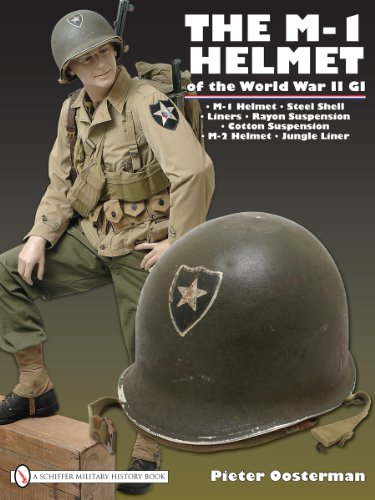 9780764336638: M-1 Helmet of the World War II U.S. GI