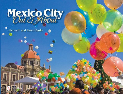 9780764336720: Mexico City Out and about