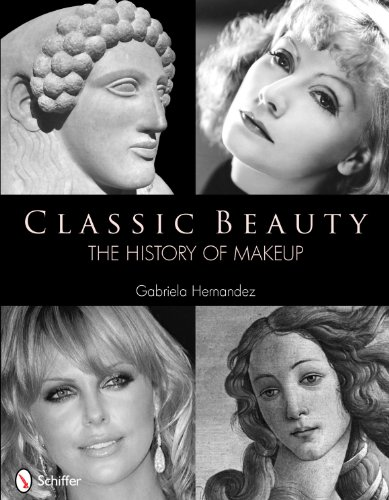 9780764336904: Classic Beauty: The History of Makeup