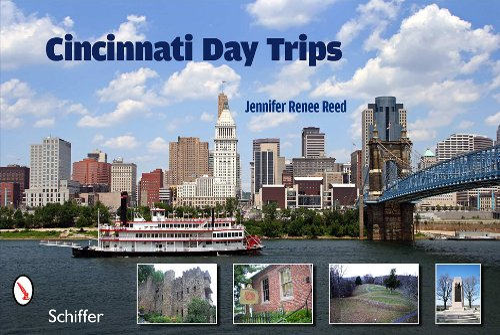 9780764337161: Cincinnati Day Trips: Tiny Journeys from the Queen City