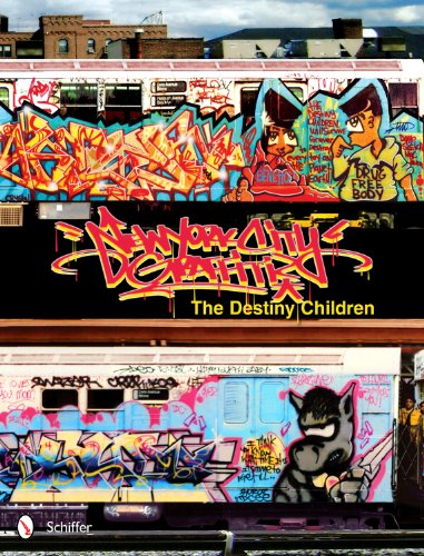 9780764337208: New York City Graffiti