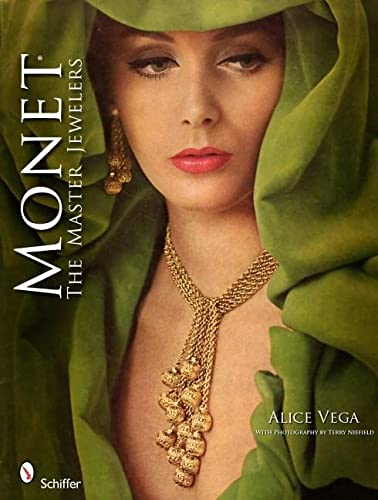 Monet: The Master Jewelers: Alice Vega; Photography by Terry Niefield
