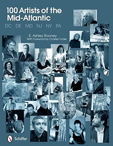 100 Artists of the Mid-Atlantic: E. Ashley Rooney