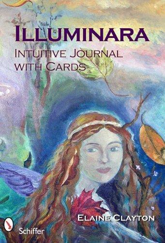 9780764337505: Illuminara Intuitive Journal with Cards