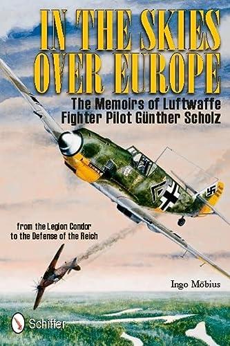 IN THE SKIES OVER EUROPE: Ingo Möbius