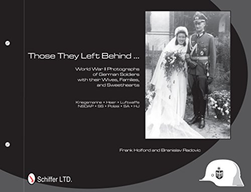 Those They Left Behind: World War II: Holford, Frank