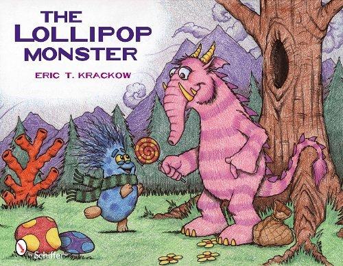 9780764337734: The Lollipop Monster