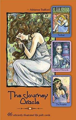 The Journey Oracle Card Deck and Book: Adrienne Trafford