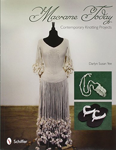 9780764337994: Macrame Today: Contemporary Knotting Projects