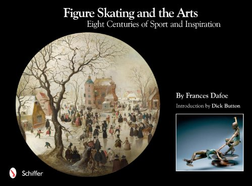 9780764338038: Figure Skating and the Arts: Eight Centuries of Sport and Inspiration