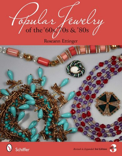 9780764338069: Popular Jewelry of the '60s, '70s & '80s