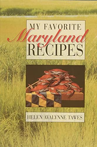 9780764338199: My Favorite Maryland Recipes