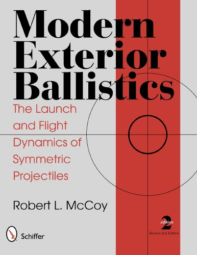 9780764338250: Modern Exterior Ballistics: The Launch and Flight Dynamics of Symmetric Projectiles
