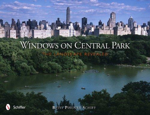 9780764338359: Windows on Central Park: The Landscape Revealed