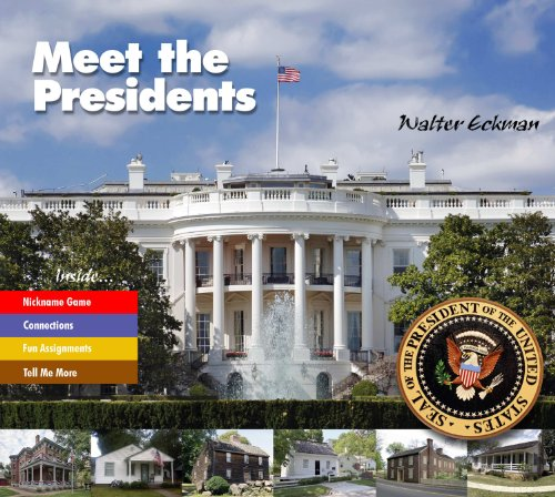 Meet the Presidents: Walter Eckman