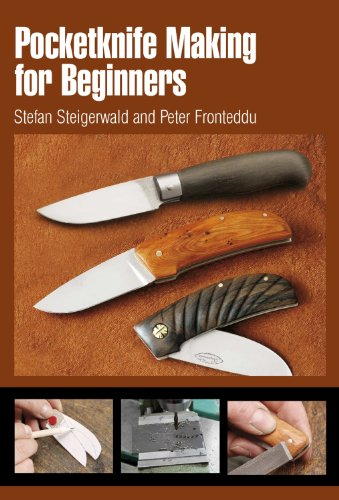 9780764338472: Pocketknife Making for Beginners