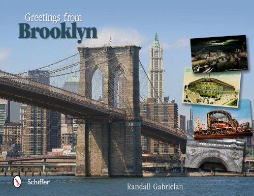 Greetings from Brooklyn (Greetings From. (Hardcover)): Randall Gabrielan
