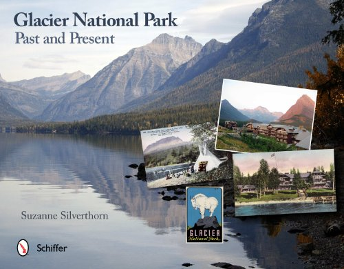 Glacier National Park: Silverthorn, Suzanne