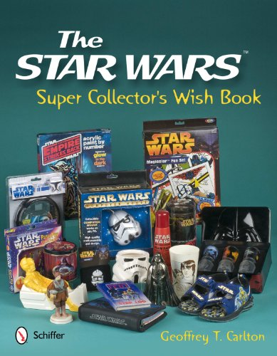 9780764338625: The Star Wars Super Collector's Wish Book